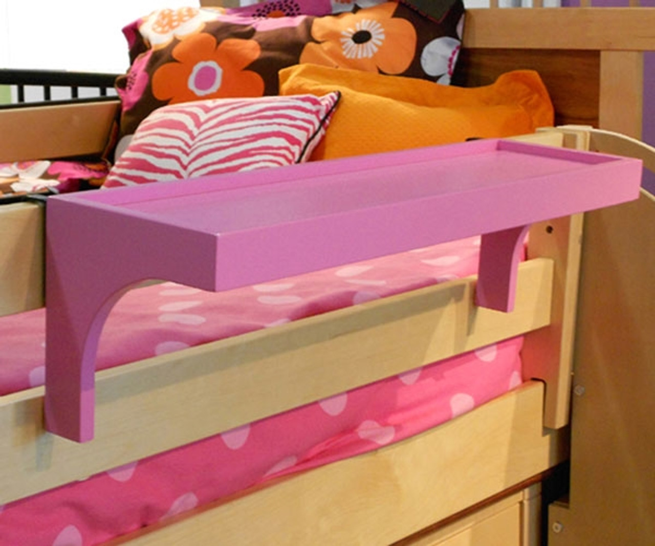 Bunk Bed Shelf Bedside Tray Bed Accessories For Kids And Teens