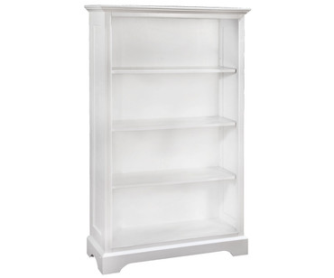 Allen House Bookcase White | Allen House | AH-W1010-01