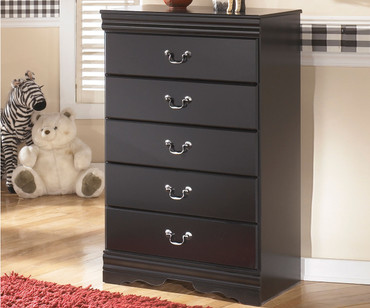 Huey Vineyard 5 Drawer Chest | Ashley Furniture | ASB128-46