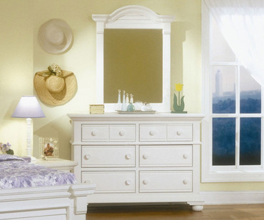 Cottage Traditions Double Dresser | American Woodcrafters | AW6510-260