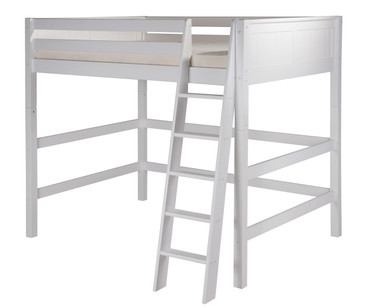 Camaflexi High Loft Bed Twin Size White 3 | Camaflexi Furniture | CF-E623