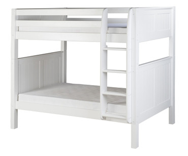 Camaflexi High Bunk Bed Twin Size White 3 | Camaflexi Furniture | CF-E923