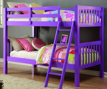 Grapevine Bunk Bed | Donco Trading | DTDN8060TTG