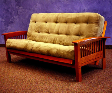 Florence Futon Sofa | Donco Trading | DTFlorence