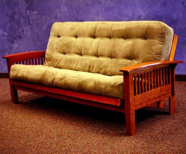 Florence Futon Sofa | Donco Trading | DTFlorence