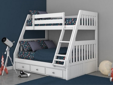 Cambridge Twin over Full Bunk Bed