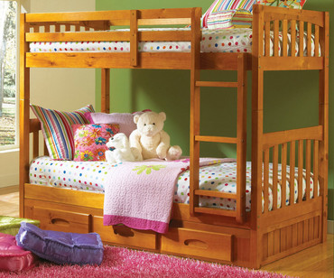 Ridgeline Mission Bunk Bed