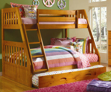 Ridgeline Twin over Full Bunk Bed