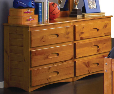 Ridgeline Double Dresser | Discovery World Furniture | DWF2150