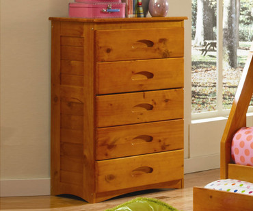 Ridgeline 5 Drawer Chest | Discovery World Furniture | DWF2155