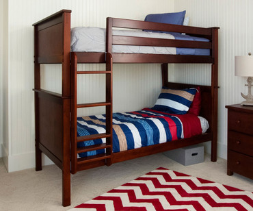 Jackpot Bunk Bed Cherry | Jackpot Kids Furniture | JACKPOT-710100-004