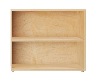 Jackpot Low Bookcase Natural | Jackpot Kids Furniture | JACKPOT-714720-001