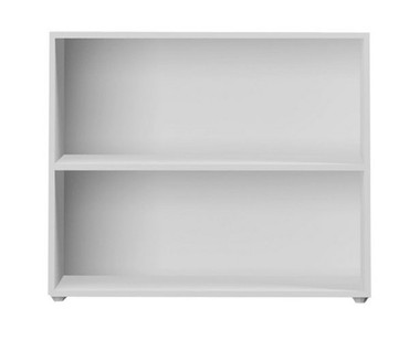 Jackpot Low Bookcase White | Jackpot Kids Furniture | JACKPOT-714720-002