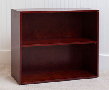 Jackpot Low Bookcase Cherry | Jackpot Kids Furniture | JACKPOT-714720-004