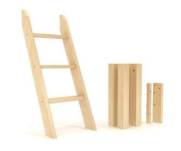 Maxtrix Components Low Loft Leg Kit with Angle Ladder | Maxtrix Furniture | MX-1413-X