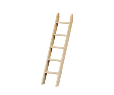 Maxtrix Components Angled Ladder for High Bunk | Maxtrix Furniture | MX-1453-X
