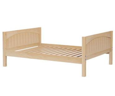 Maxtrix Full Size Bed Natural 1 | Maxtrix Furniture | MX-2000-NP