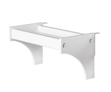 Maxtrix Bedside Tray White | Maxtrix Furniture | MX-2100-W