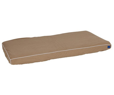 Maxtrix Mattress Cover - Dark Khaki/Light Khaki | Maxtrix Furniture | MX-3920-040