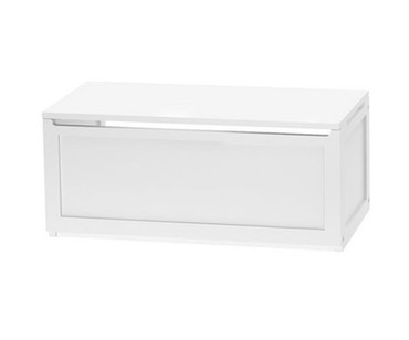 Maxtrix Stack-able Toy Chest White | Maxtrix Furniture | MX-4300-W