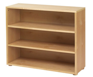 Maxtrix 3 Shelf Bookcase Natural | Maxtrix Furniture | MX-4720-N