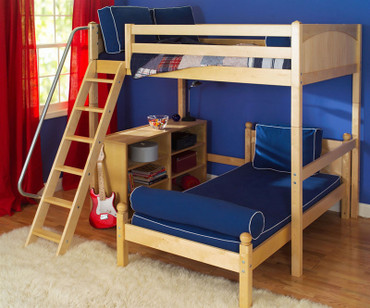 Maxtrix L-Shape Loft Bunk Bed | Matrix Furniture | MX-JIB1080