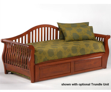 Nightfall Day Bed Cherry | Night and Day Furniture | ND-NFDB-CH