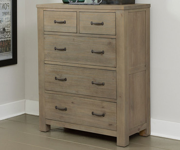 Everglades 5 Drawer Chest Driftwood | NE Kids Furniture | NE10520