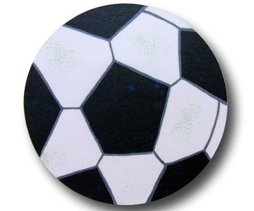 Soccer Drawer Pull | One World | OW-DP544