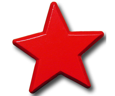 Red Star Drawer Pull | One World | OW-DP608