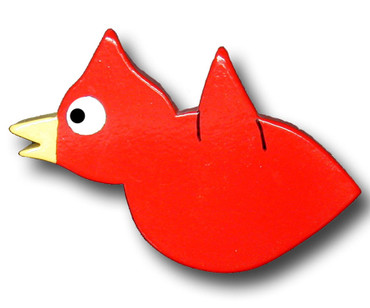 Chix Cardinal Drawer Pull | One World | OW-DP630