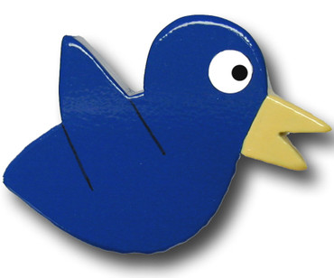 Chix Blue Jay Drawer Pull | One World | OW-DP632
