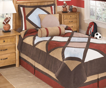 Raylan Bedding Set
