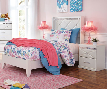 Dreamur Panel Bed Twin Size
