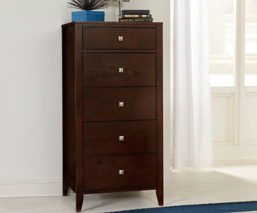 Urbana Tall Chest Chocolate