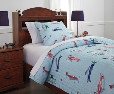 Aviator Bedding Set