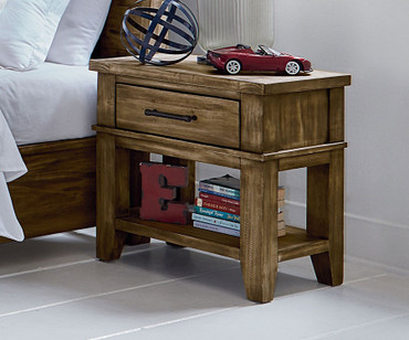 Nelson Nightstand Toffee