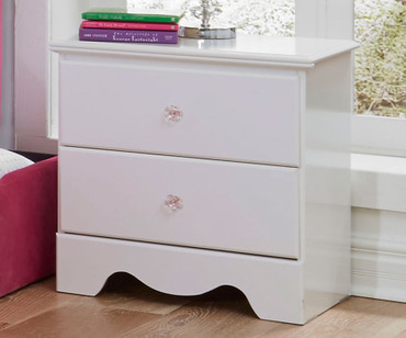 Gabby 2 Drawer Nightstand