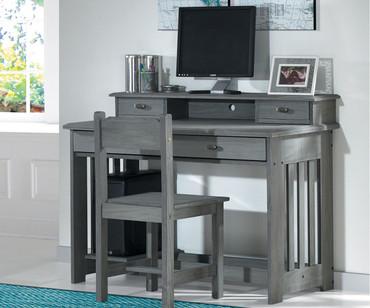 Westport Gray Desk