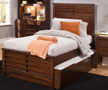 Chelsea Square Panel Bed Twin Size