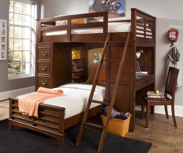 Chelsea Square Loft Bed