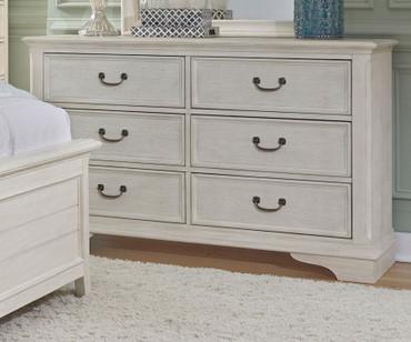 Bayside 6 Drawer Dresser