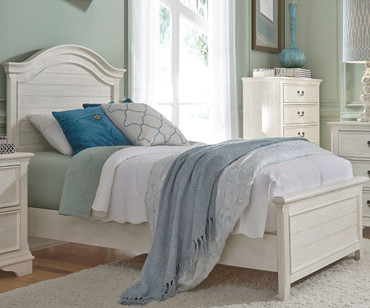 Bayside Panel Bed Twin Size
