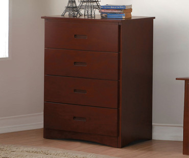 Stanford Four Drawer Chest Cherry