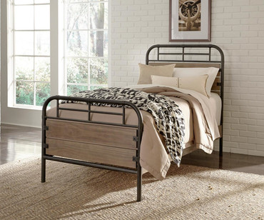 Cottonwood Creek Metal Bed Twin Size