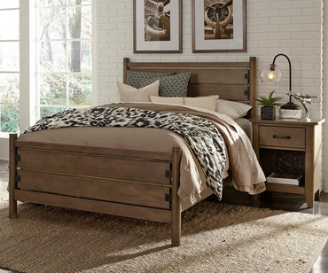 Cottonwood Creek Poster Bed Full Size