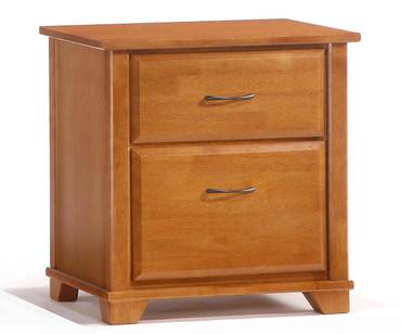 Juniper Nightstand Medium Oak