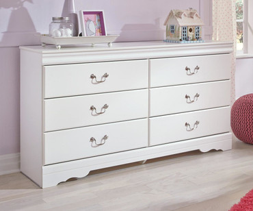 Anarasia 6 Drawer Dresser