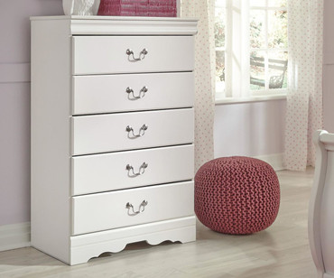 Anarasia 5 Drawer Chest