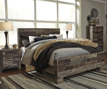 Derekson Panel Bed Full Size
